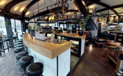 Cafe Zurich Mercatorplein
